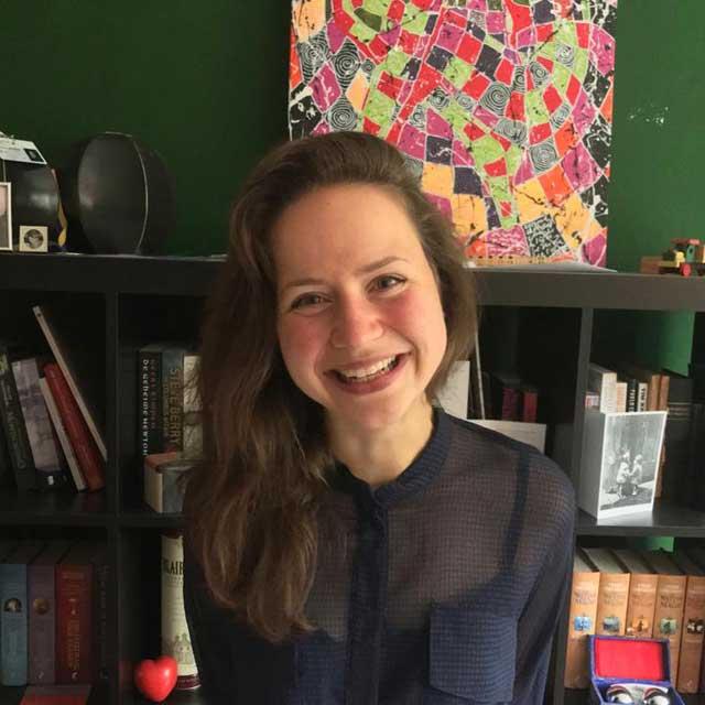 Fiona van der Marel