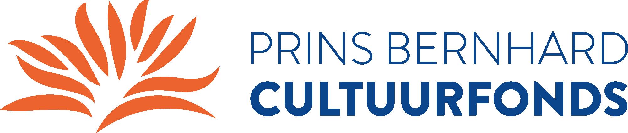 Prins Bernhard Cultuurfonds - horizontaal - full color