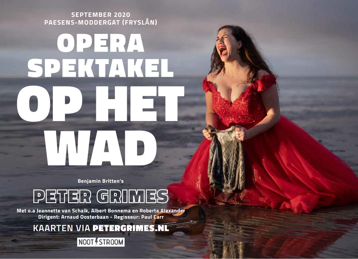 Advertentie Wadopera