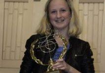 Femke Galama - jong talent - Stichting Nootstroom